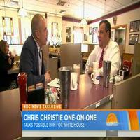 VIDEO: Chris Christie Talks Presidential Run on TODAY: 'You Don't Rush to That Decision'