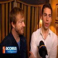 VIDEO: ORPHAN BLACK's Jordan Gavaris, Ari Millen & John Fawcett Tease Season 3 on Access Hollywood