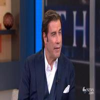 VIDEO: John Travolta Talks New Film, Defends Scientology on GMA