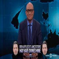 VIDEO: Larry Wilmore Calls Out Ben Affleck for His Slave-Owning Ancestry