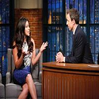 VIDEO: Gina Rodriguez Talks 'Jane the Virgin' & More on LATE NIGHT