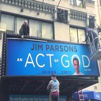 TV Exclusive: Studio 54 Gets a Makeover for AN ACT OF GOD!