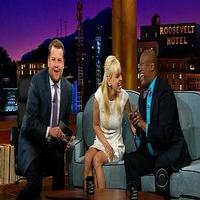 VIDEO: Tituss Burgess & Anna Faris Visit CBS's JAMES CORDEN!