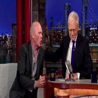VIDEO: Michael Keaton Pays Tribute to David Letterman on LATE SHOW