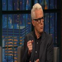 VIDEO: John Slattery Talks Final Season of 'Mad Men' on LATE NIGHT