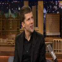 VIDEO: Jesse Eisenberg Talks New Off-Broadway Play THE SPOILS on 'Tonight'
