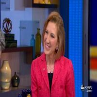 VIDEO: Carly Fiorina Announces 2016 Presidential Campaign Live on 'GMA'