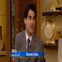VIDEO: Darren Criss Talks HEDWIG AND THE ANGRY INCH on Today's 'Live'