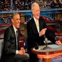 VIDEO: Sneak Peek - President Obama Visits Tonight's DAVID LETTERMAN