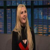 VIDEO: Abigail Breslin Talks New Zombie Film 'Maggie' on LATE NIGHT