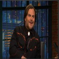 VIDEO: Jack Black Talks Playing a Jerk in New Film 'The D Train' on LATE NIGHT