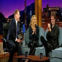 VIDEO: Dana Carvey, Elizabeth Olsen Guest on LATE LATE SHOW WITH JAMES CORDEN