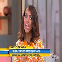VIDEO: Kerry Washington Teases 'No One Is Safe' on SCANDAL Season Finale!
