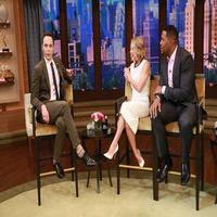 STAGE TUBE: Jim Parsons Talks Returning to Broadway as God on LIVE WITH KELLY AND MICHAEL