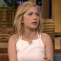 VIDEO: Tavi Gevinson Talks Broadway Debut in 'This Is Our Youth' on TONIGHT SHOW