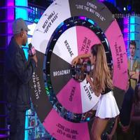 VIDEO: Watch Ariana Grande's Broadway & Hip Hop Mash-Up on MTV
