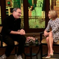 VIDEO: A Beardless Mandy Patinkin Visits LIVE WITH KELLY & MICHAEL