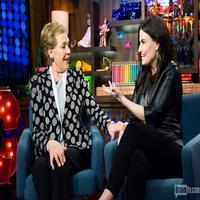 VIDEO: Idina Menzel, Julie Andrews Talk Frozen on B'way, SOM, Adele Dazeem & More