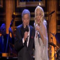 VIDEO: Lady Gaga, Tony Bennett Sing Medley of Songs from 'Cheek to Cheek' on TONIGHT