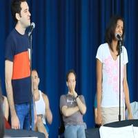 STAGE TUBE: Behind the Scenes of Williamstown Theatre Festival's ANIMAL CRACKERS Sitzprobe