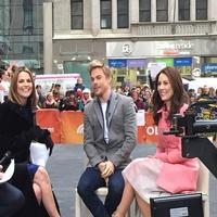 VIDEO: Laura Benanti & Derek Hough Talk NEW YORK SPRING SPECTACULAR; Rockettes Perform on 'Today'