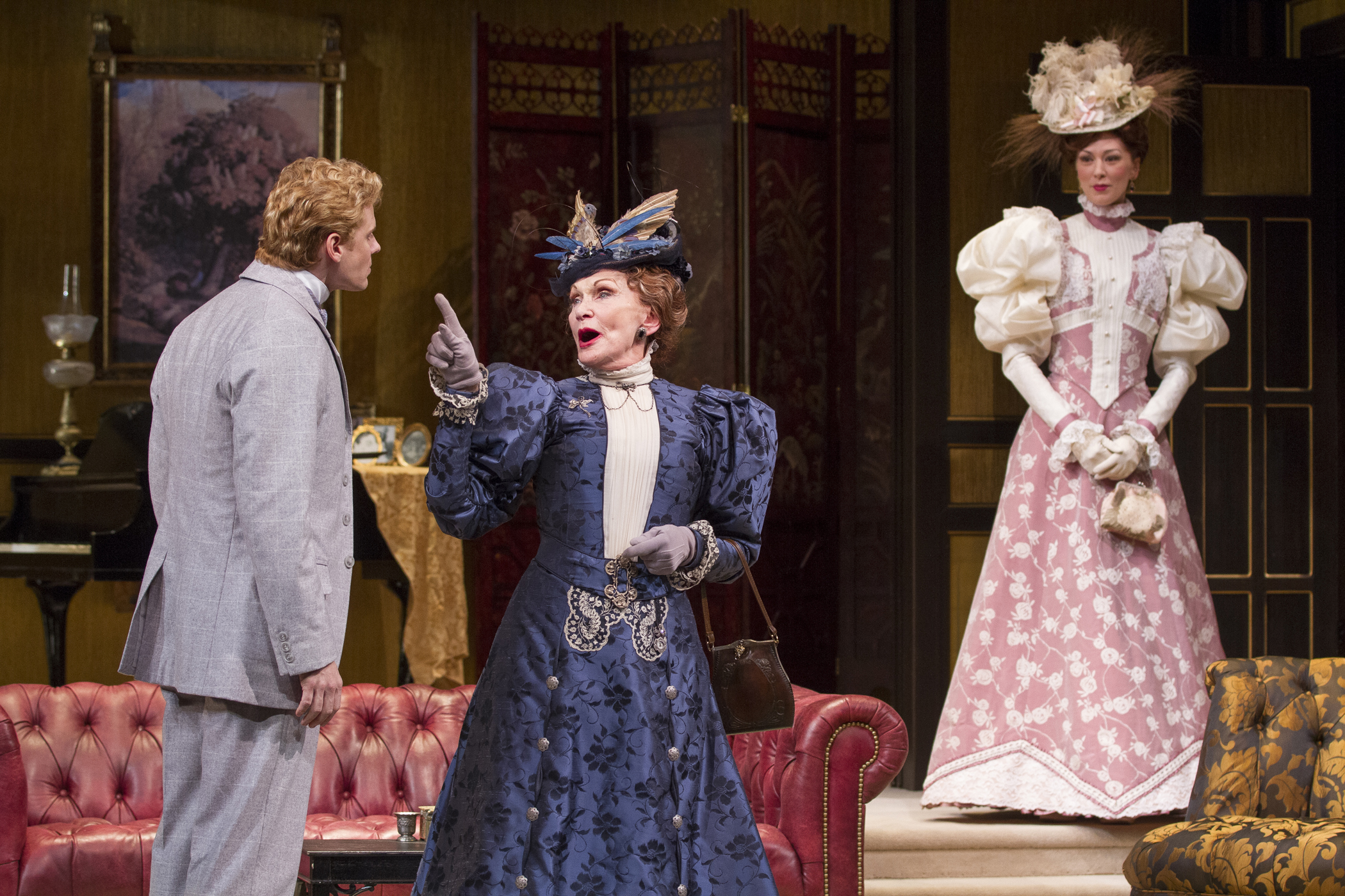 The importance of being earnest and my antonia?