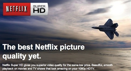 Breaking News: Netflix Launching Super HD and 3D Videos on Selected ISPs