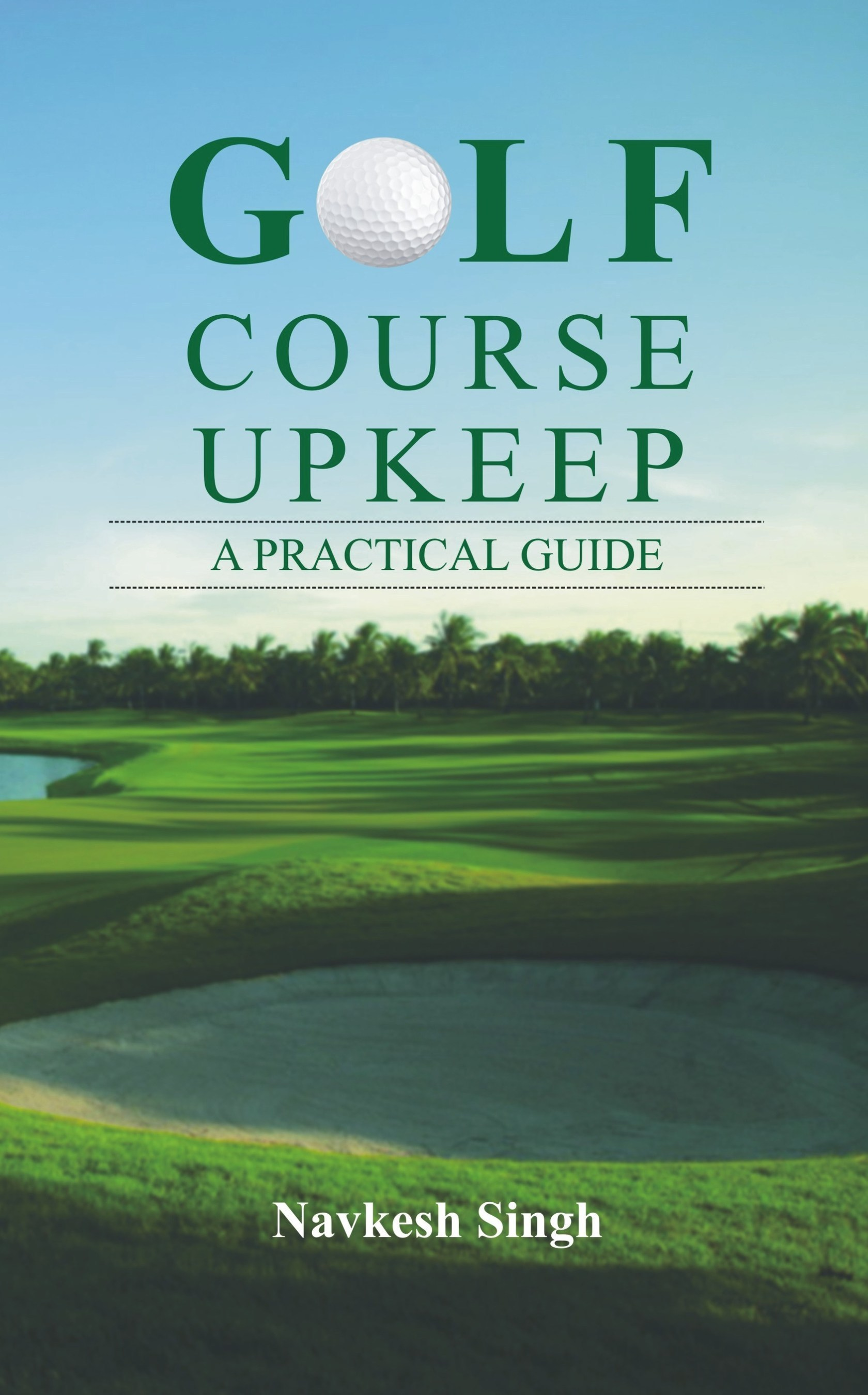 GOLD COURSE UPKEEP Teaches How to Prepare a Golf Course Before Playing On It!