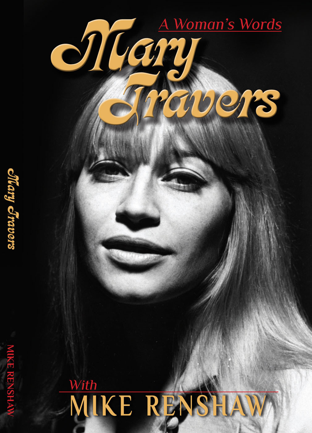 MARY TRAVERS A Woman's Words Now Available on Amazon