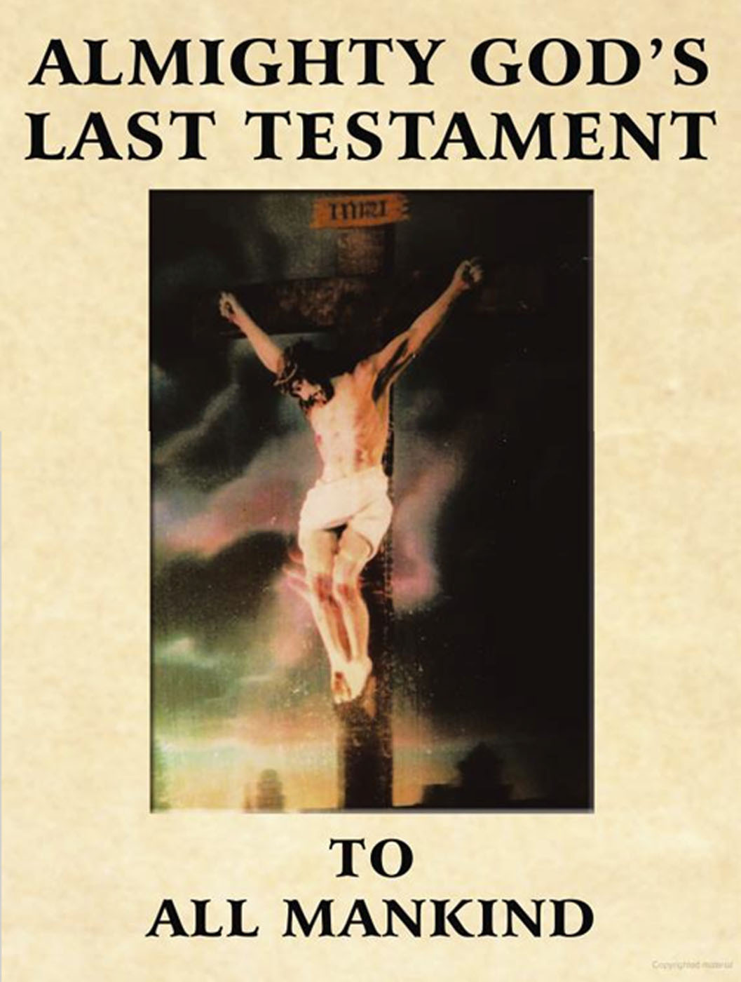 Archway Publishing Releases 'Almighty God's Last Testament To All Mankind'