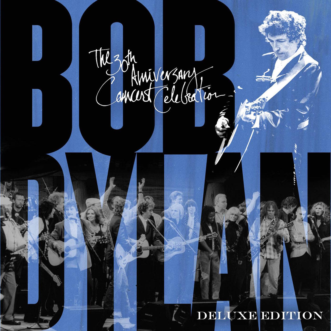 Bob Dylan - The 30th Anniversary Concert Celebration Heading to DVD/Blu-ray 3/4