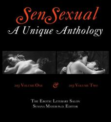 The Erotic Literary Salon Announces the Release of SENSEXUAL A UNIQUE ANTHOLOGY 2013
