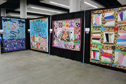 BAQS Quilts, Filipino Art to Be Featured at QuiltWeek in Chattanooga