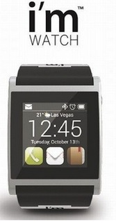 i'm Watch and i'm Here Gadgets Launch at CES