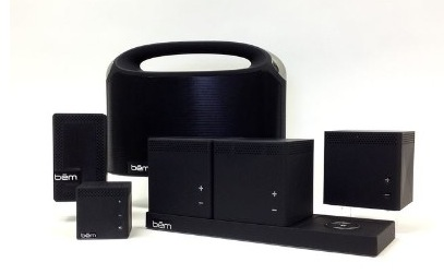 Bem Wireless Releases Four New Speaker Systems at CES - All Bluetooth