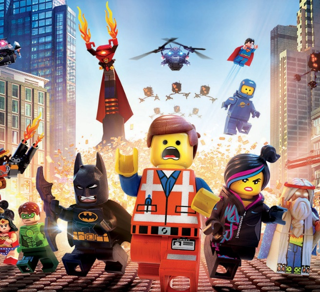 THE LEGO MOVIE Tops Rentrak's  Digital Movie Purchases & Rentals for Week Ending 6/22