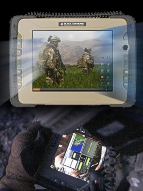 Black Diamond Launches Next Gen Tactical Mission Controller with Double the Processing Speed and 4x Faster 3D Graphics