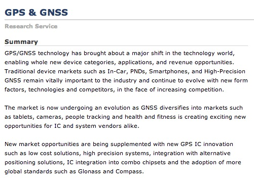 GPS Fitness Watch Market to Grow 50% in 2013 Regardless of Apple Rumors, Says ABI Research