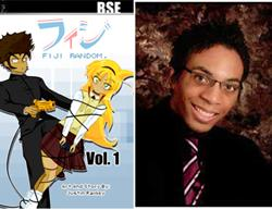 Comic Artist Debuts FIJI RANDOM: VOL. 1 Comic