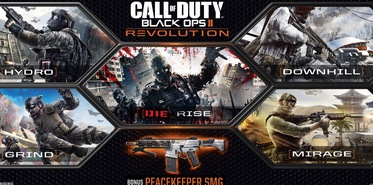 Call of Duty: Black Ops II Revolution Downloadable Content Pack Coming First, Exclusively to Xbox Live January 29th