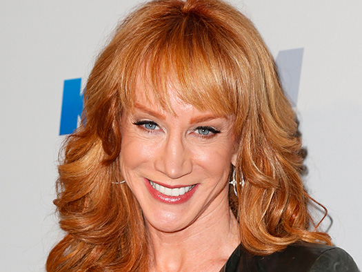 Kathy Griffin to Host AARP's 13th Annual 'Movies For Grownups' Awards