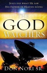 Destiny Image Releases THE GOD WATCHERS by Don Nori, Sr.
