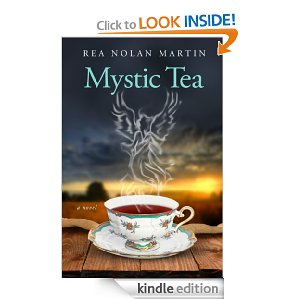 Rea Nolan Martin Releases Second Contemporary Fiction Novel, 'Mystic Tea'
