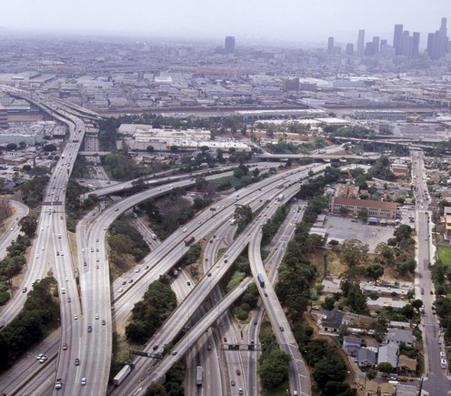 What's the Most Congested Traffic City in North America? Los Angeles
