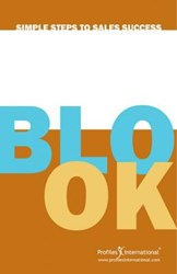 Profiles International Publishes SIMPLE STEPS TO SALES SUCCESS 'Blook'