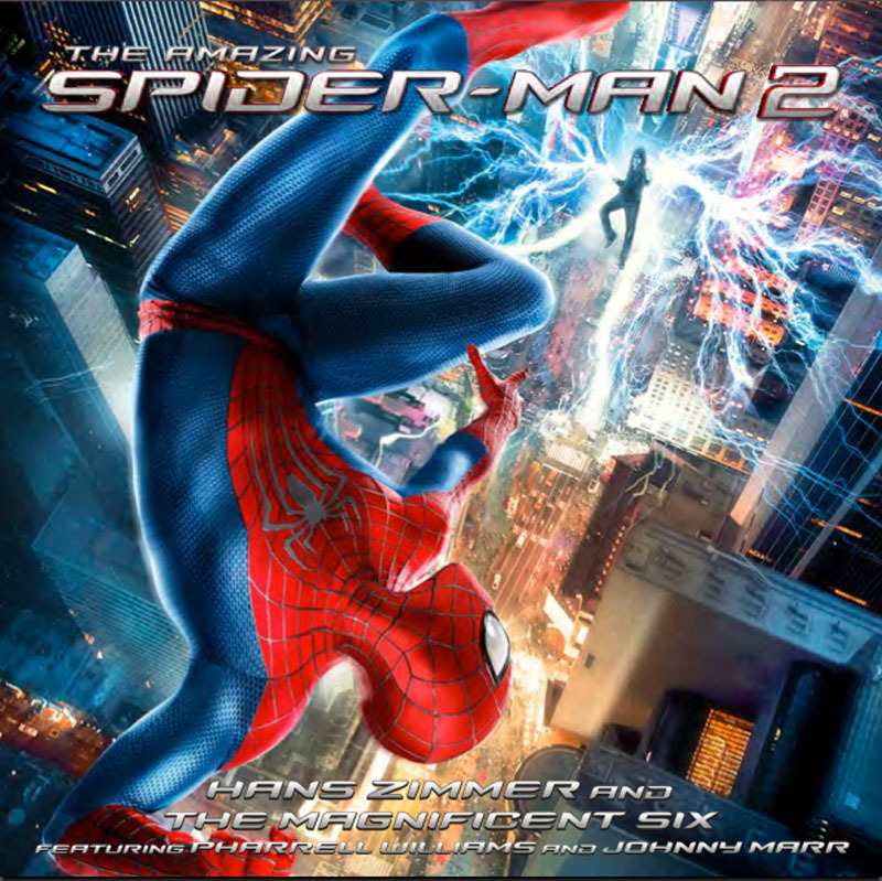 AMAZING SPIDER MAN 2 to Include 'It's On Again' by Alicia Keys Ft. Kendrick Lamar