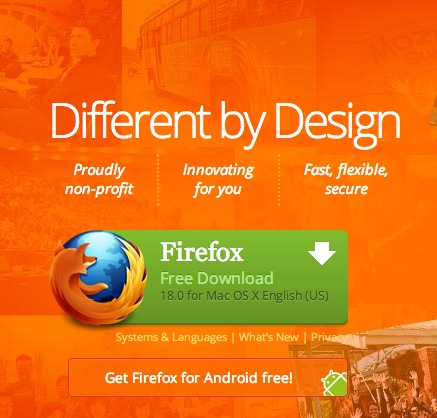 Firefox 18 Now Available with Retina Support and Faster Javascript Performance