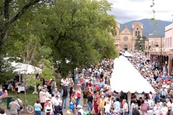 SWAIA Celebrates 93rd Year of the Santa Fe Indian Market This Weekend
