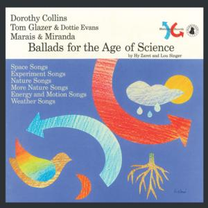 Six-CD Box Set of Hy Zaret and Lou Singer's BALLADS FOR THE AGE OF SCIENCE Set for 10/15 Release