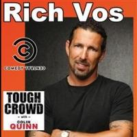 Comics Rich Vos, Collin Moulton Come to Side Splitters in Tampa, Now thru 3/9